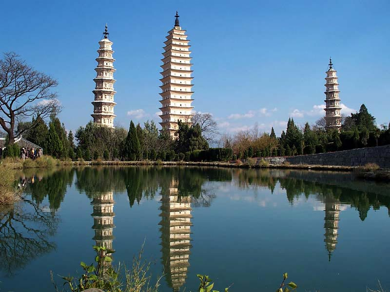 2 Day Dali Ancient Town & Erhai Lake Trip