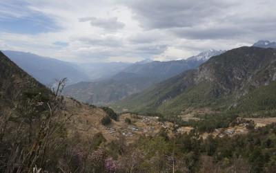 游彝族村庄 波多罗一日游