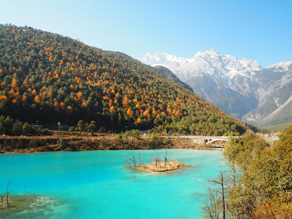 1-Day Jade Dragon (Yulong) Snow Mountain Tour