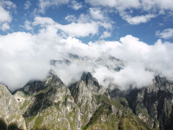 2-Day Trek on Tiger Leaping Gorge High Trail