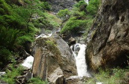 Tiger Leaping Gorge Waterfall