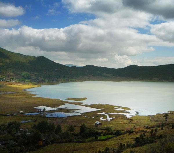 1 Day Ecotourism Tour: Visit to Wenhai Village, Snowflake Yi Village, Fuguo Temple & Baisha