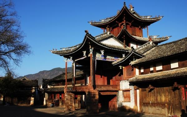 1-Day Shaxi Old Town & Shibaoshan Buddhist Grottoes