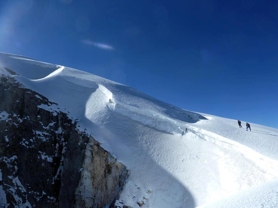 6 Day 6 Night Haba Snow Mountain Climbing Adventure (May to Dec)