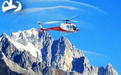 佖屋升机飞行旅游体验