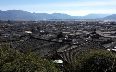 Exploration of Lijiang's Dayan Old Town