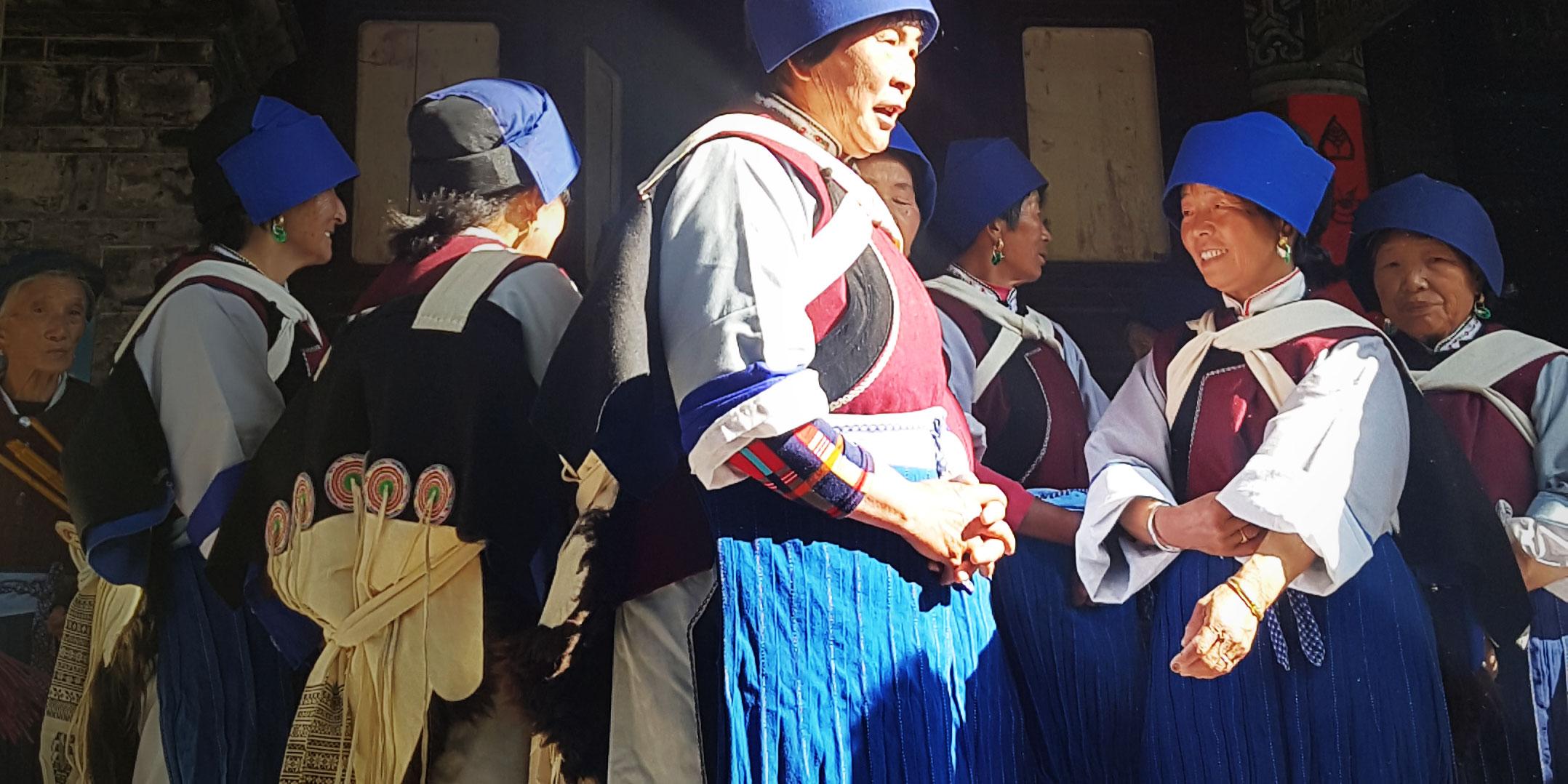 Naxi Sanduo Festival