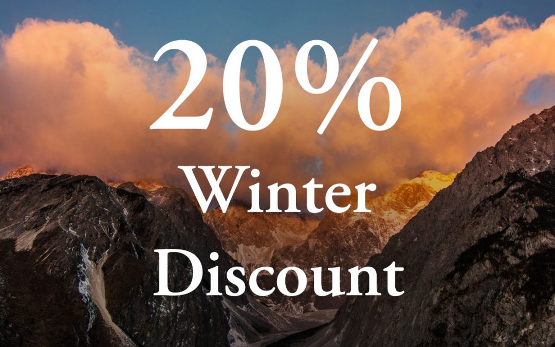 Winter Room Discounts