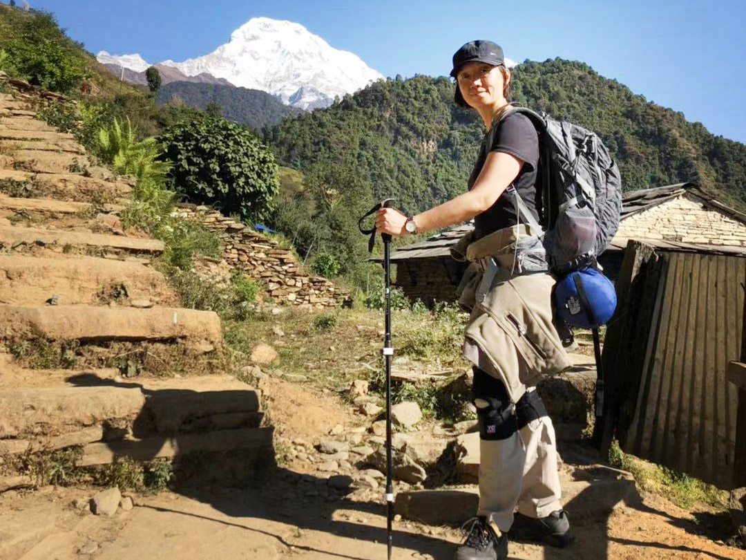 Trekking the Himalayas